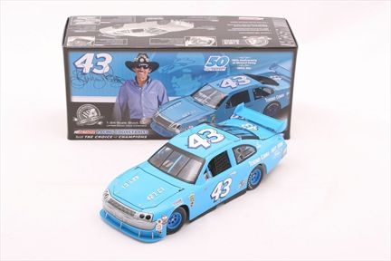 Richard Petty #43 100th Win-1969 Ford Torino 2008 Fusion