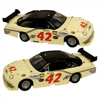 Richard Petty #42 1st Car-1957 Oldsmobile 2008 Impala SS