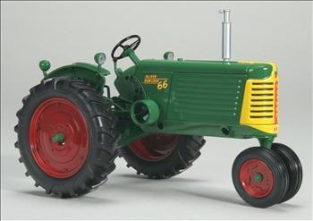 Oliver row crop 66