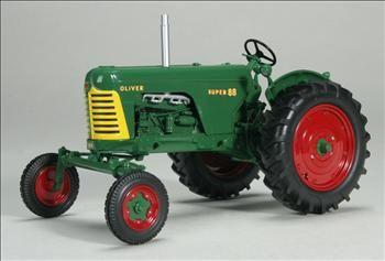 Oliver Super 88 Diesel tractor