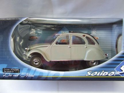 Citroën 2CV 1966