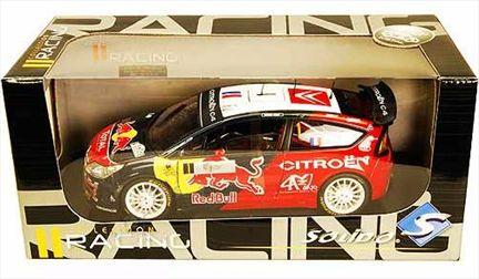 Citröen C4 WRC World Champion (Red Bull) 2008  **Last One**