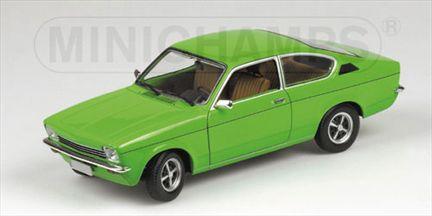 Opel Kadett C Coupe 1973