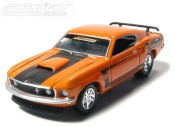 Ford Mustang Boss 429 1969 Custom
