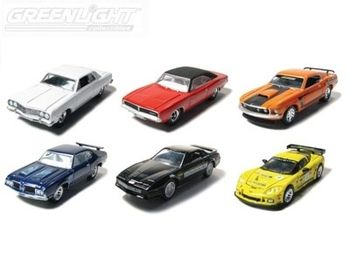 SPEED TV  Series #2 Assortment (Include 6 cars)