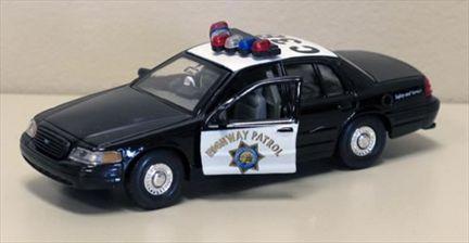 1999 Ford Crown Victoria California Highway Patrol