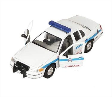 1999 Ford Crown Victoria Chicago Police Department
