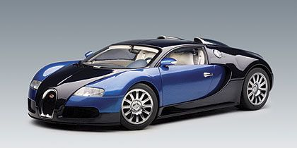 Bugatti EB 16.4 Veyron Production Car