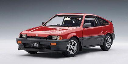 Honda Ballade Sport CR-X Si
