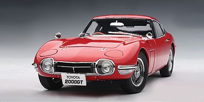 Toyota 2000 GT Coupe