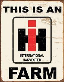 Internationnal Harvester Farm