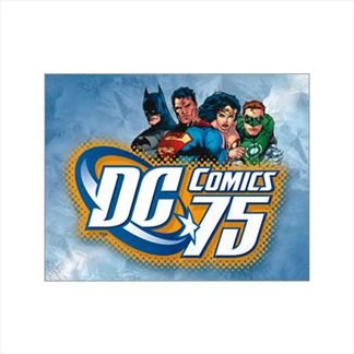 DC Comics 75th Anniv