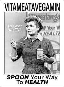 I Love Lucy - Vitameatavegamin