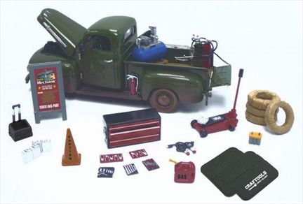 Mobile Mechanic series Accessories