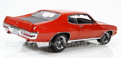Pontiac GTO Restomod 1972