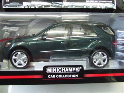Mercedes-Benz M-Class 2005