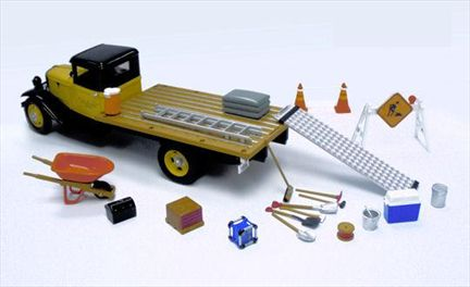 Construction Zone accessories