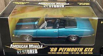 1969 Plymouth GTX Convetible