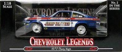 1972 Chevy Vega - Malcolm Durham's - Stripe Blazer