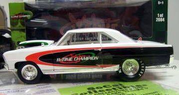 1966 Chevy Nova Pro Stock -John Force Commemorative (1 Left)