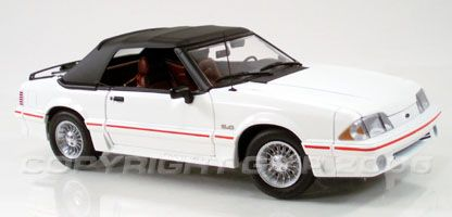Ford Mustang GT 1989 Convertible