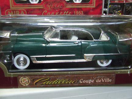 Cadillac Coupe De Ville 1949