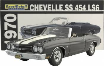 Chevrolet Chevelle SS 454 LS6 1970
