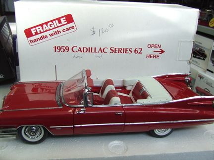 Cadillac Series 62 Convertible 1959