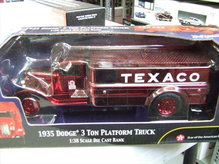 Dodge 3 Ton Platform Truck 1935