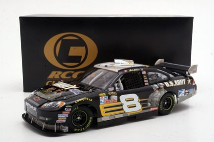 Mark Martin #8 Army 2008 Impala SS Club Car