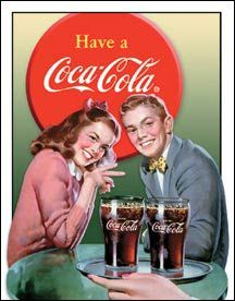 Coca-Cola Couple