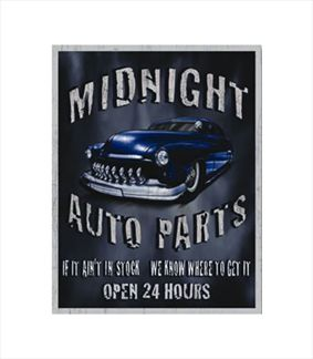 Midnight Auto Parts