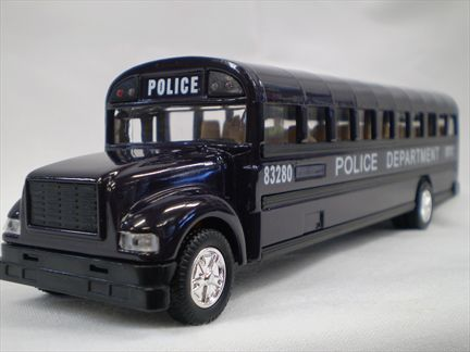 Police Departement Autobus
