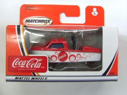 Coke - Police Launch / Bateau