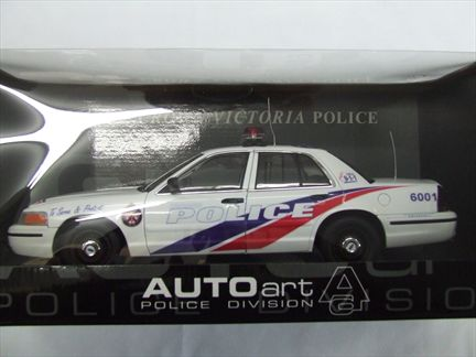 Ford Crown Victoria Toronto Police