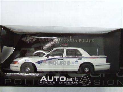 Ford Crown Victoria Ville de Québec Police