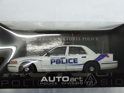 Ford Crown Victoria Vancouver Police