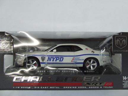 Dodge Challenger R/T NYPD Police