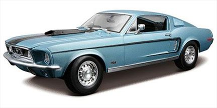 Ford Mustang GT Fastback Cobra Jet 1968