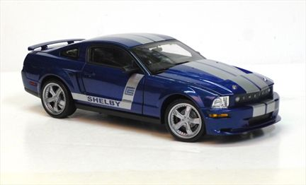 Ford Mustang Shelby CS 6 2006