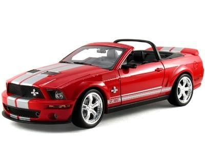 Ford Mustang Shelby GT 500 2007 Convertible 40th Anniversary