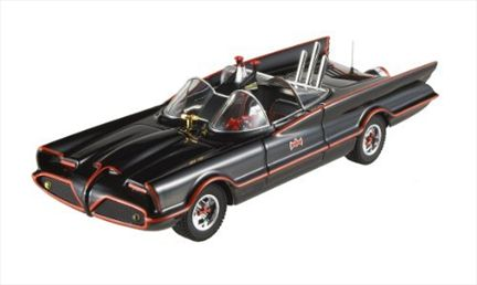 Batmobile 1966 TV Series