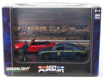 Hot Pursuit Diorama #2
