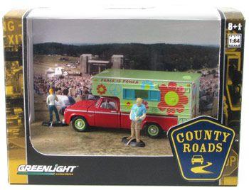 County Roads Diorama #2