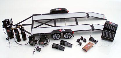 Corvette Tool and Trailer Set