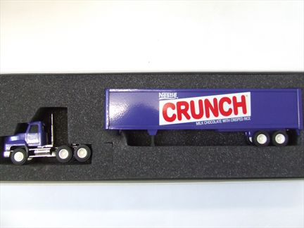 Mack Truck - Crunch Chocolate Transporter