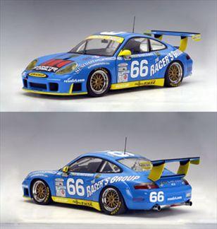 Porsche 911 GT3 R Daytona 2002 #66