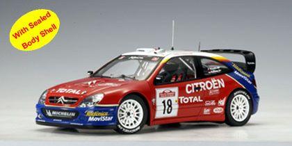 Citroen Xsara WRC 2003