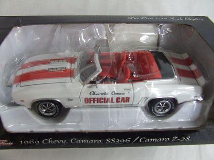 1969 Chevy Camaro SS 396 / Camaro Z-28