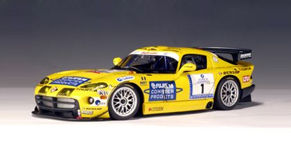 Dodge Viper GTS R Nurburgring 24HR 2002 #1